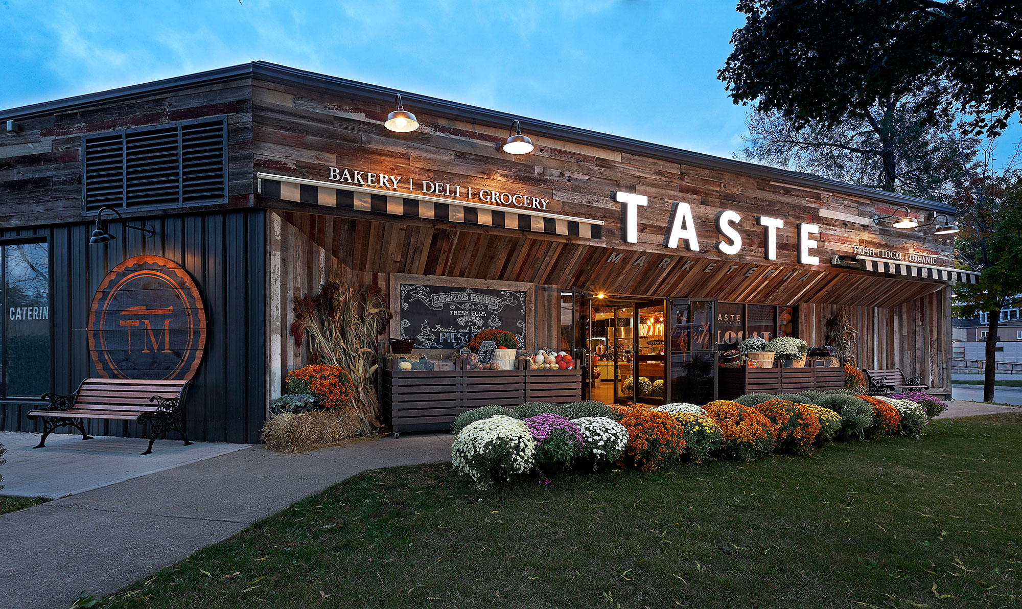 TASTE MARKETERIA IS PERMANENTLY CLOSED!